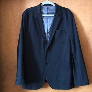 Banana Republic Tailored Slim Fit Sport Coat